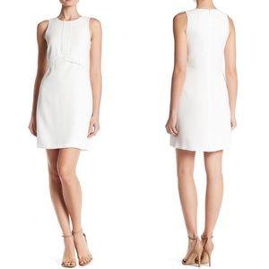 Shoshanna Julieanne Eyelet Ivory Sheath Dress NWT